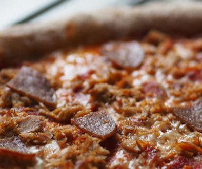 pizzadej - hjemmelavet pizza