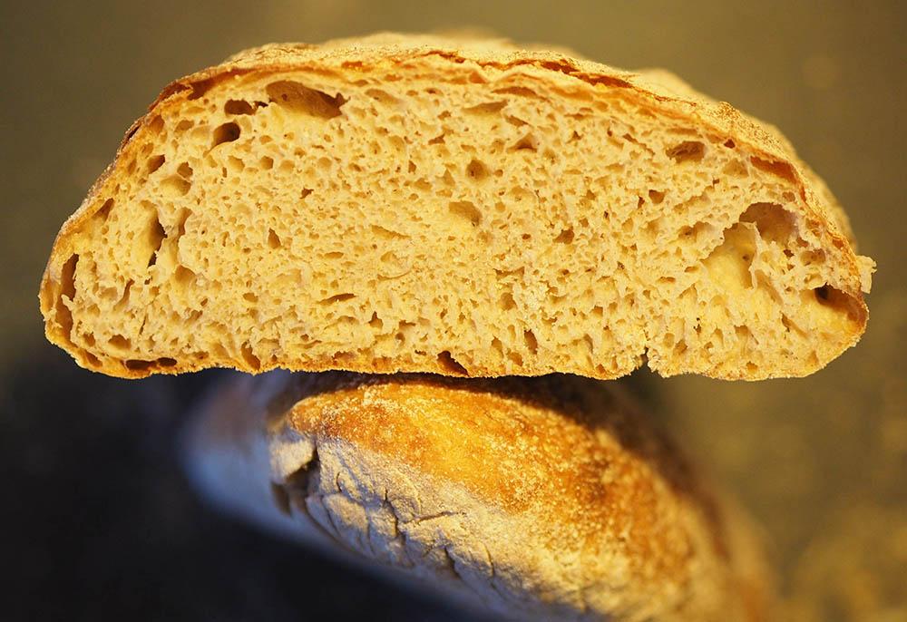 aurion sigtet speltmel brød struktur