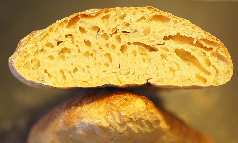 skærtoft mølle sigtet speltmel brød struktur