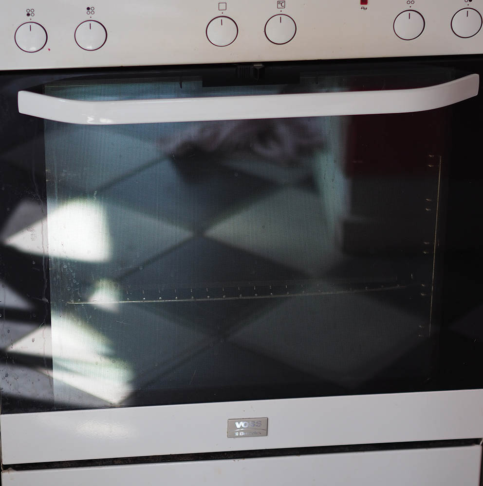 speltmel ovn